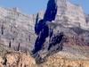 Notch Peak And Its Grey Carbonte Rocks