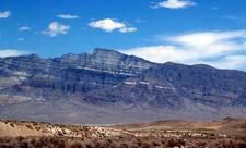Notch Peak As Seen From The Southwest