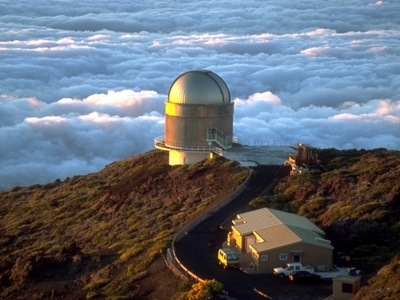 The Nordic Optical Telescope