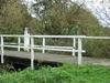 Nottingham Canal Swing Bridge