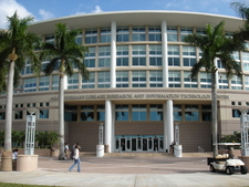 Alvin Sherman Library