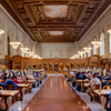 NYC Public Library Research Room