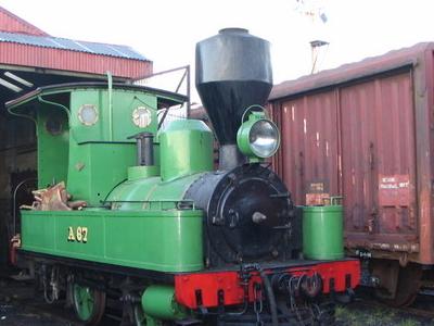 A67 At Ocean Beach Railway