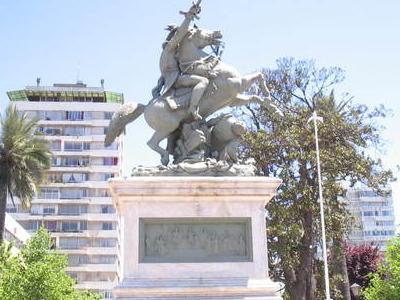 Monument In Rancagua