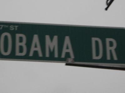 Obama  Drive