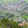 Oberammergau From The Summit Of Kofel