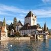 Oberhofen Castle - Lake Thun