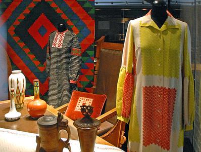 Objets Finlandais, Musée De La Mode Et Du Textile