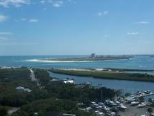 Oceanside View Of New Smyrna Beach