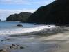 Ocean View From Peach Cove Hut