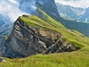 Odle Geisler Mountains