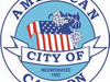 Official Seal Of City Of American Canyon