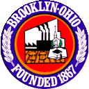 Official Seal Of Brooklyn Ohio