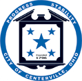 Official Seal Of Centerville Ohio