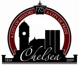 Official Seal Of Chelsea Michigan