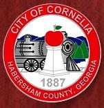 Official Seal Of Cornelia Georgia