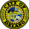 Official Seal Of City Of Delano