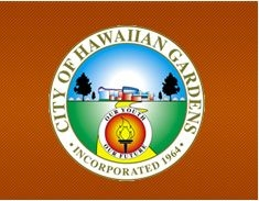 Official Seal Of Hawaiian Gardens