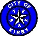 Official Seal Of Kirby Texas