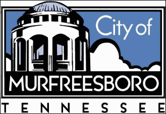 Official Logo Of Murfreesboro Tennessee