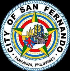 Official Seal Of City Of San Fernando