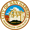 Official Seal Of City Of San Gabriel