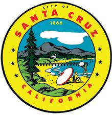 Official Seal Of Santa Cruz