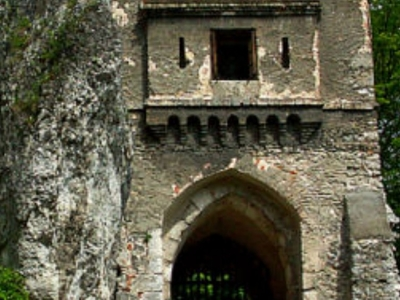 Ojcόw Castle Ruins