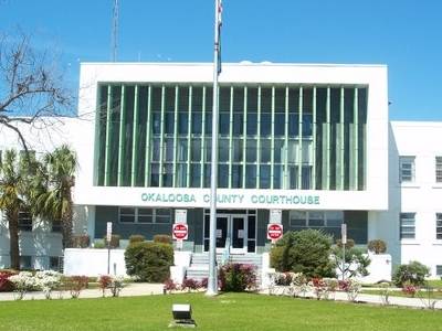Okaloosa County Courthouse