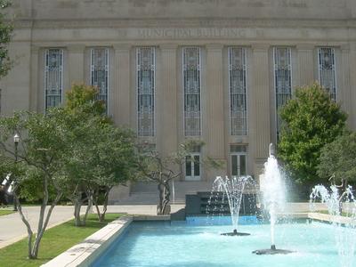 Oklahoma  City City  Hall