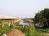 Old And New Kaveri Bridge At Bhavani