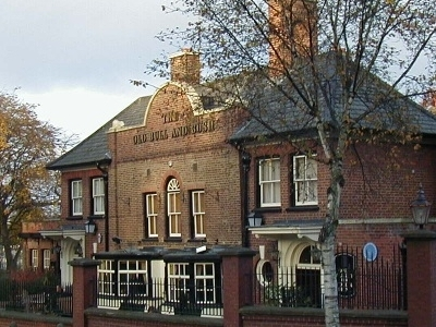 The Old Bull And Bush