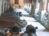 Old Cannons At Riga Museum