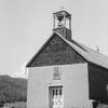 Old Church In Vigil Plaza Near Weston 1936