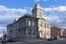 Old Customs House In Pld Port - Portland ME