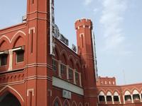 Delhi Junction Railway Station