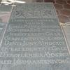 Old Dutch Gravestone