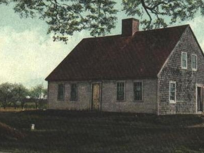 Oldest  House In  Brockton  Heights