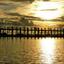 Oldest Teak Bridge Amarapura