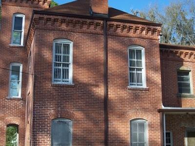 Old Hamilton County Jail