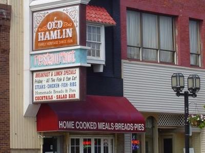 Old  Hamlin  Restaurant