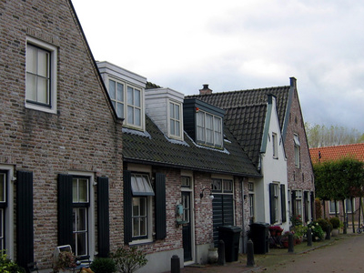 Old Houses In Diemen