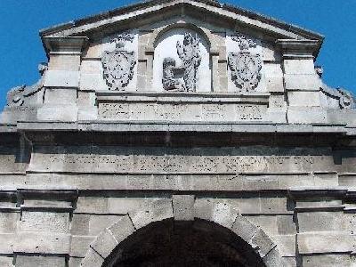 Old Lwowska Gate