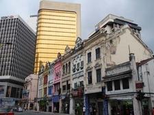 Old Market Square Architecture