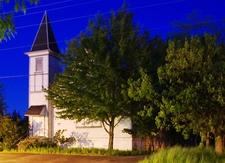 Old Methodist Church Wilsonville