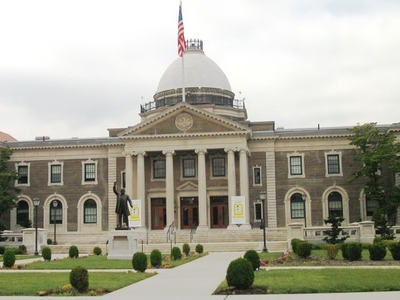Old Nassau County Courthouse