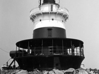 Old Orchard Shoal Light