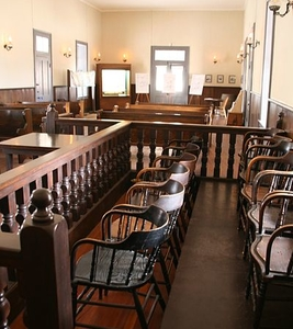Old Pinal Courthouse