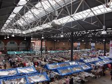 View Of Old Spitalfields Market