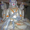 Old Statues, Lhalung Gompa